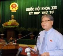 Bộ trưởng Bộ Tư pháp Hà Hùng Cường: Phải đảm bảo được cán cân công lý không bị ảnh hưởng
